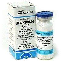 Цефазолин уколы инструкция по применению уколы.