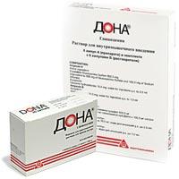 инструкция препарата дона - фото 11