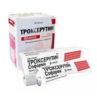 лекарство троксерутин инструкция по применению - фото 4